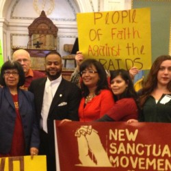 We Win Phila City Council Resolution to #StopTheRaids