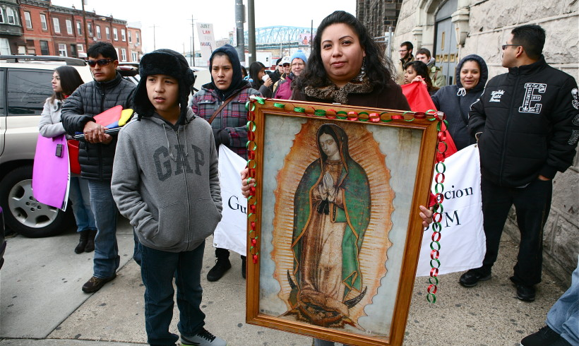 Prayerful Procession for Immigration Reform