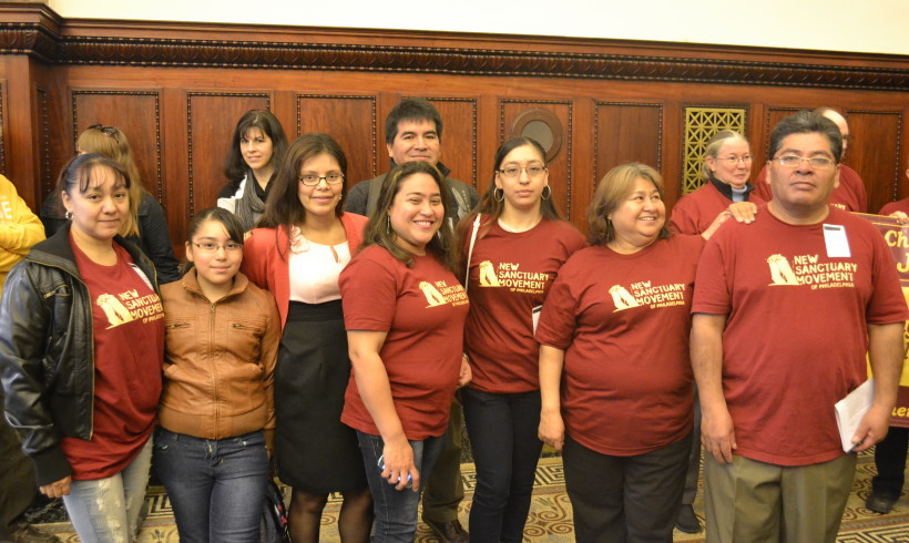 Members visit City Council to win support before hearings
