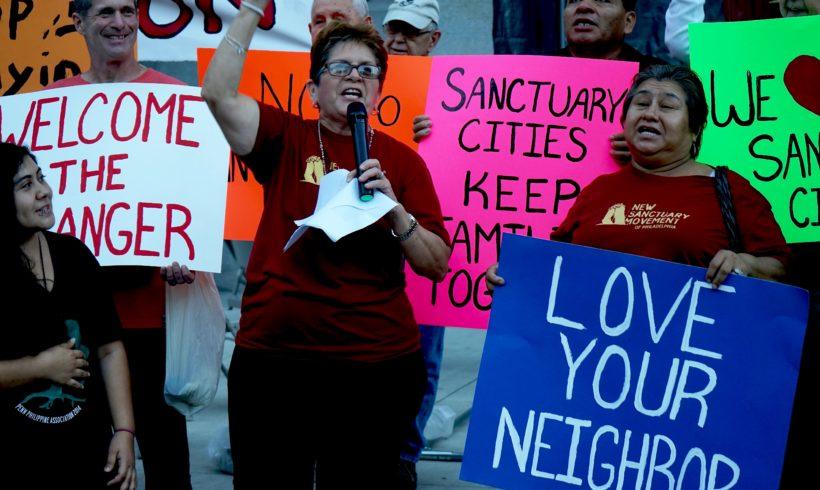 Fighting to Stop PA Anti-Sanctuary Bill, HB 1885