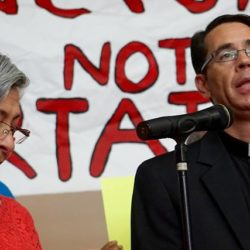 Father John Olenick: One small gesture to unite in solidarity