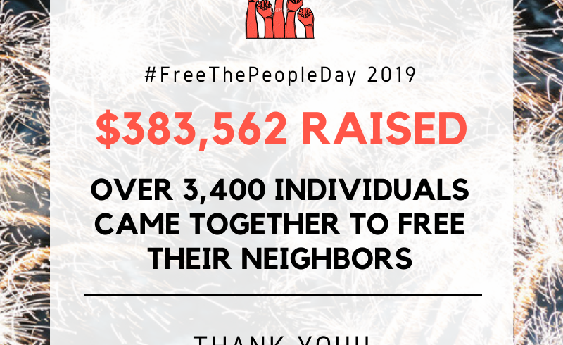 2019 #FreeThePeopleDay