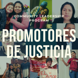 Launching the Second Year of the Promotores Program
